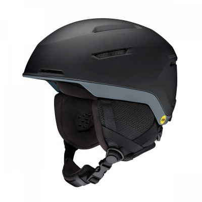 KASK SMITH ALTUS MIPS MATTE BLACK CHARCOAL