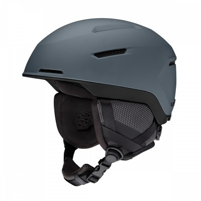 KASK SMITH ALTUS MATTE CHARCOAL BLACK