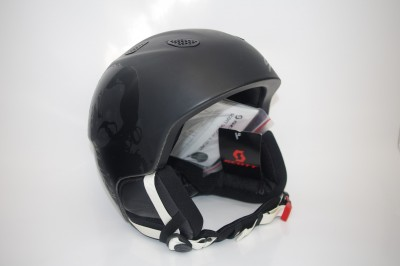 KASK SCOTT SHADOW 3 BLACK MATT