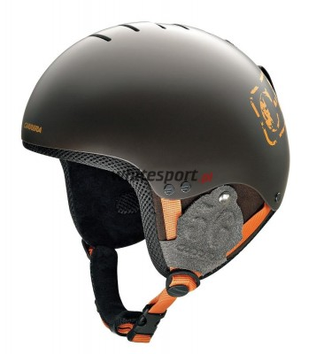 KASK CARRERA LANCE AIR CHOCO ORANGE MATTE