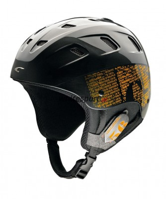 KASK CARRERA CROWN BLACK BRUSHED