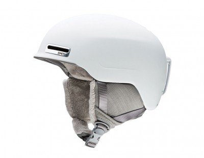 KASK SMITH ALLURE MATTE WHITE