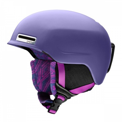 KASK SMITH ALLURE MATTE DUSTY LILAC