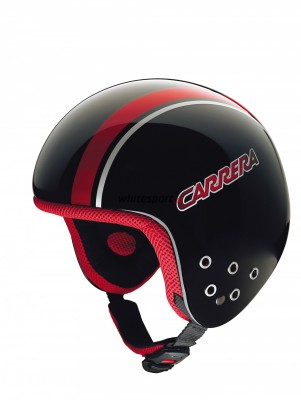 KASK CARRERA BULLET BLACK RACE